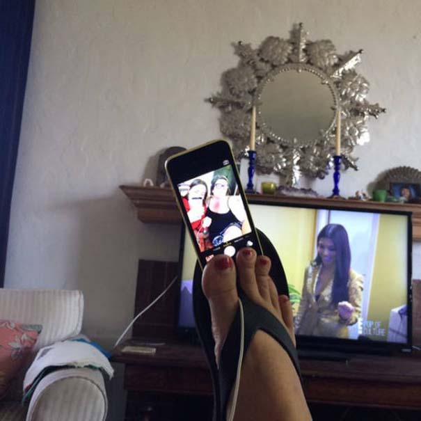 Αν δεν έχεις selfie stick μπορείς πάντα να αυτοσχεδιάσεις (5)