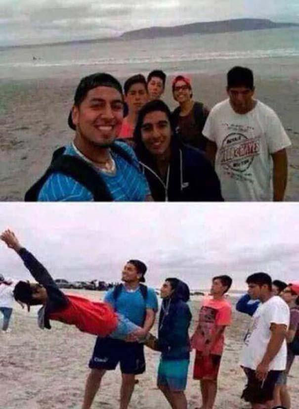 Αν δεν έχεις selfie stick μπορείς πάντα να αυτοσχεδιάσεις (11)