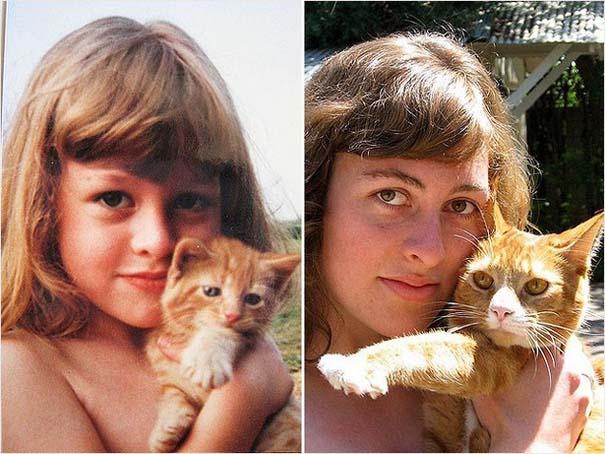 Η αναπαράσταση παιδικών φωτογραφιών ξυπνάει αναμνήσεις και χαρίζει γέλιο (7)