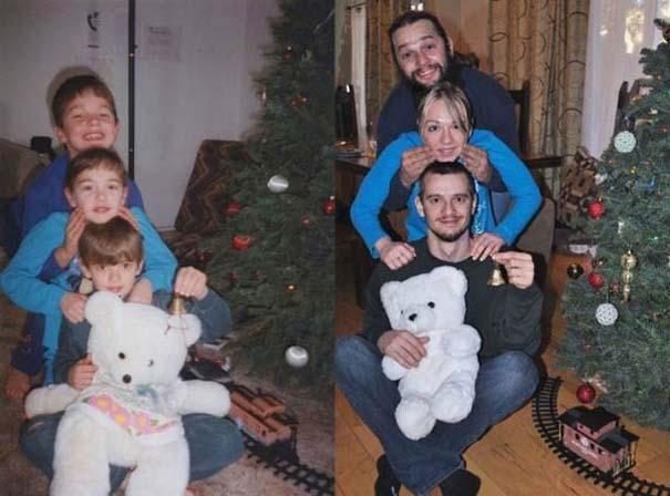 Η αναπαράσταση παιδικών φωτογραφιών ξυπνάει αναμνήσεις και χαρίζει γέλιο (9)