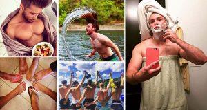 Άνδρες τρελαίνουν το Instagram με ξεκαρδιστικές αναπαραστάσεις γυναικείων selfie