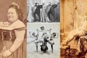 Οι άνθρωποι της Βικτωριανής εποχής ήξεραν πως να διασκεδάσουν σε μια φωτογράφηση