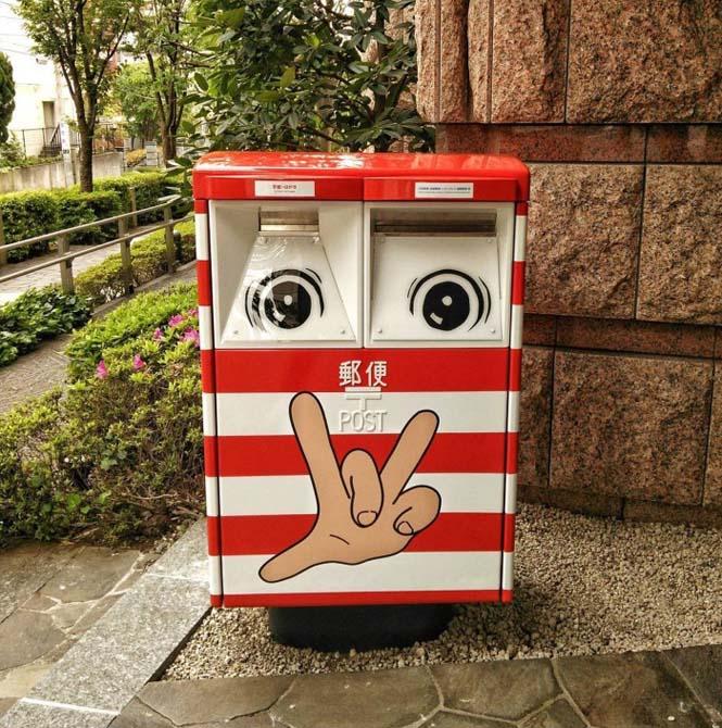 Τα πιο απίθανα και εκκεντρικά γραμματοκιβώτια βρίσκονται στην Ιαπωνία (3)
