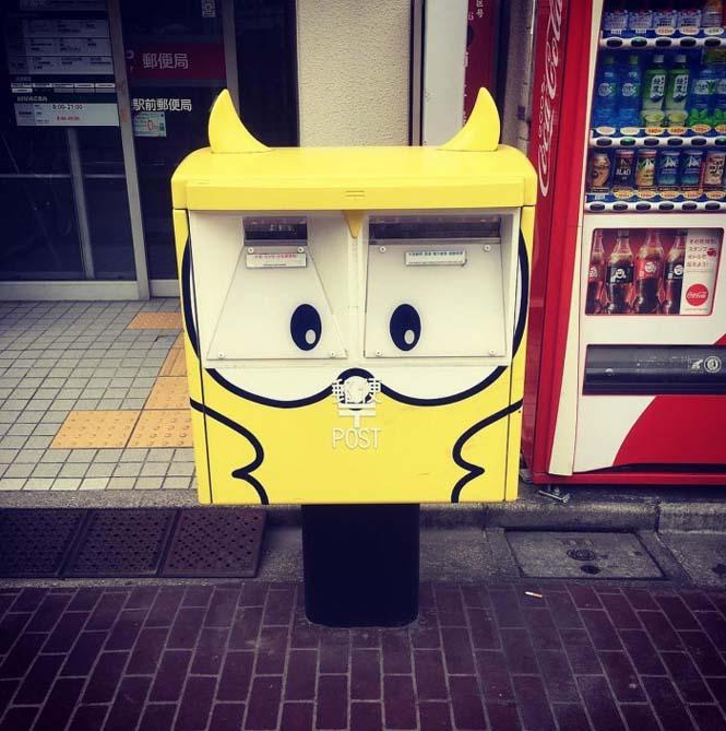 Τα πιο απίθανα και εκκεντρικά γραμματοκιβώτια βρίσκονται στην Ιαπωνία (6)