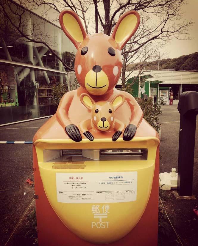 Τα πιο απίθανα και εκκεντρικά γραμματοκιβώτια βρίσκονται στην Ιαπωνία (9)