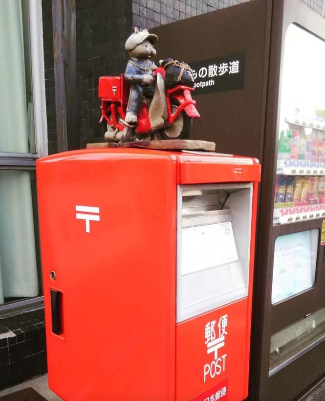Τα πιο απίθανα και εκκεντρικά γραμματοκιβώτια βρίσκονται στην Ιαπωνία (12)