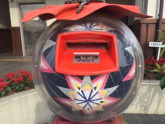 Τα πιο απίθανα και εκκεντρικά γραμματοκιβώτια βρίσκονται στην Ιαπωνία (21)