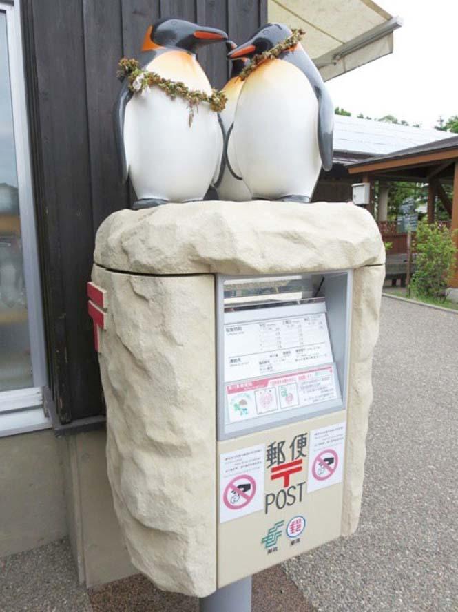 Τα πιο απίθανα και εκκεντρικά γραμματοκιβώτια βρίσκονται στην Ιαπωνία (24)
