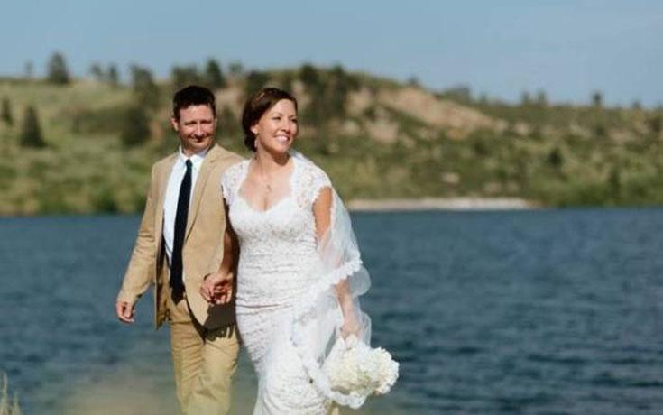 Απρόσκλητος και ανεπιθύμητος επισκέπτης κατέστρεψε γαμήλια φωτογράφηση (1)