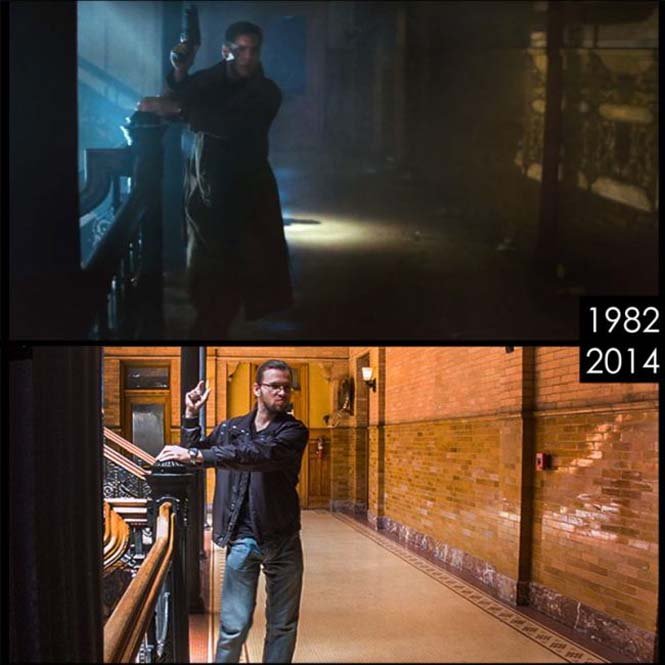 Επισκέπτεται διάσημες τοποθεσίες ταινιών για να δείξει πως είναι σήμερα (14)