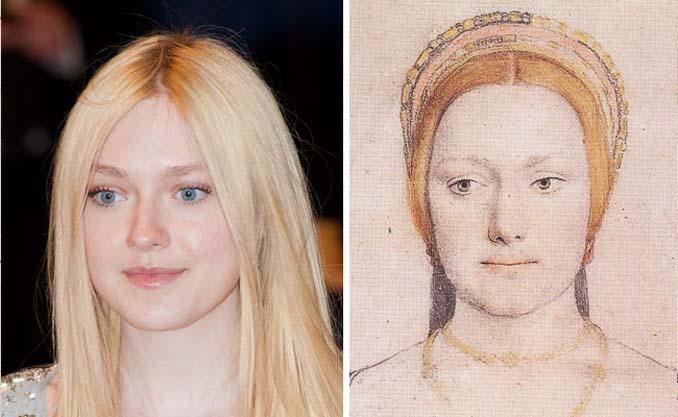 Διάσημοι και οι μεσαιωνικοί σωσίες τους (9)