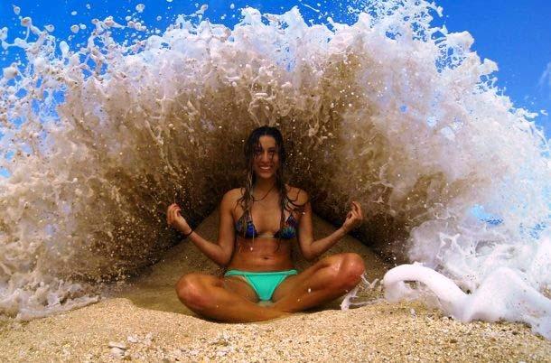 Δημιουργικές φωτογραφίες στην παραλία (2)