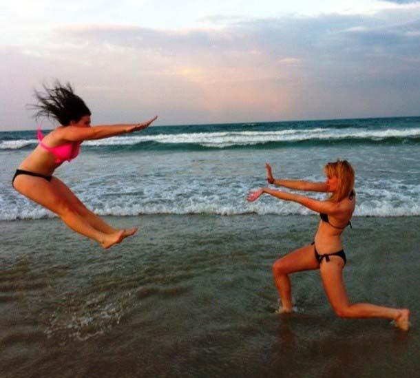 Δημιουργικές φωτογραφίες στην παραλία (6)