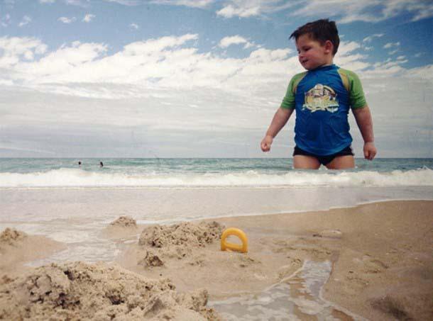 Δημιουργικές φωτογραφίες στην παραλία (8)