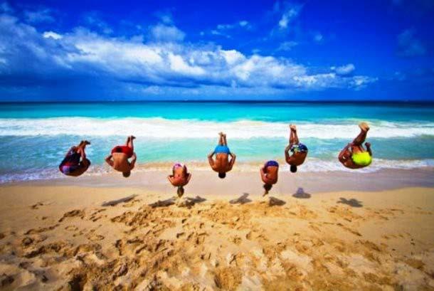 Δημιουργικές φωτογραφίες στην παραλία (9)