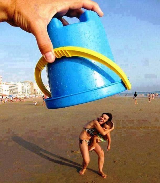 Δημιουργικές φωτογραφίες στην παραλία (22)