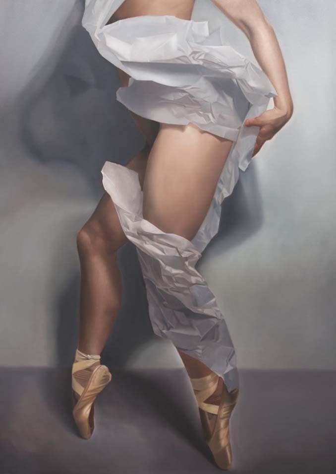 Εκπληκτικά ρεαλιστικοί πίνακες ζωγραφικής από τον Mike Dargas (4)