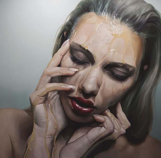 Εκπληκτικά ρεαλιστικοί πίνακες ζωγραφικής από τον Mike Dargas (7)