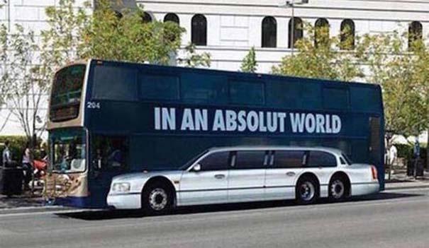 Έξυπνες και δημιουργικές διαφημίσεις σε λεωφορεία (7)
