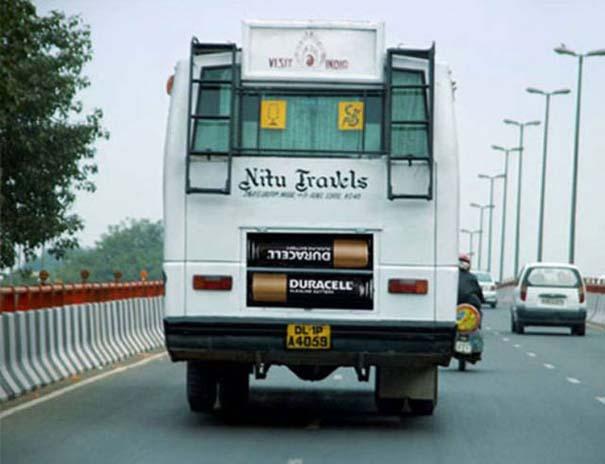 Έξυπνες και δημιουργικές διαφημίσεις σε λεωφορεία (13)