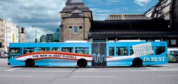 Έξυπνες και δημιουργικές διαφημίσεις σε λεωφορεία (20)