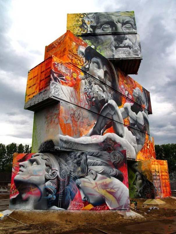 Εντυπωσιακά graffiti #26 (2)