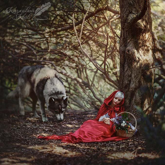 Φωτογράφος φέρνει τα παραμύθια στην πραγματικότητα μέσα από εκπληκτικές φωτογραφίες (6)