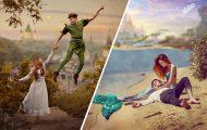 Φωτογράφος φέρνει τα παραμύθια στην πραγματικότητα μέσα από εκπληκτικές φωτογραφίες