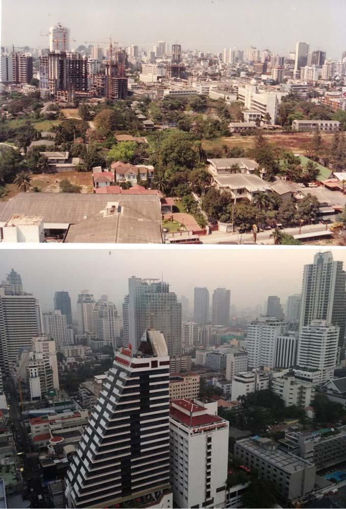Μερικές από τις πιο γνωστές πόλεις τότε και τώρα (5)