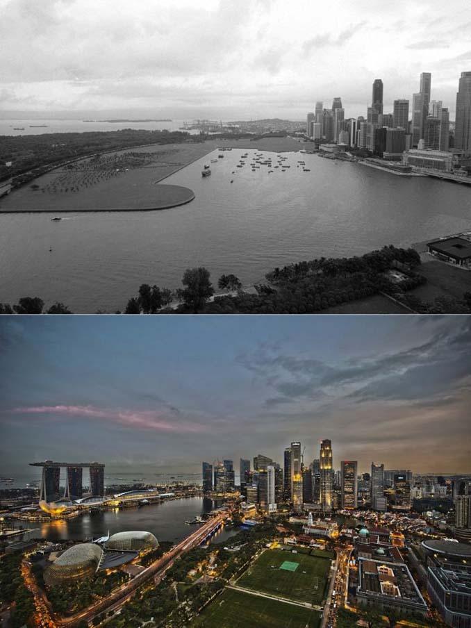Μερικές από τις πιο γνωστές πόλεις τότε και τώρα (8)