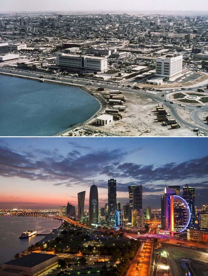 Μερικές από τις πιο γνωστές πόλεις τότε και τώρα (9)