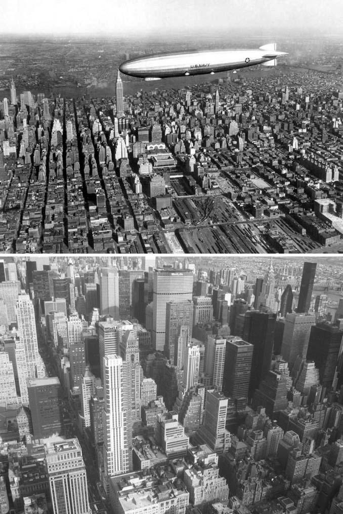 Μερικές από τις πιο γνωστές πόλεις τότε και τώρα (11)