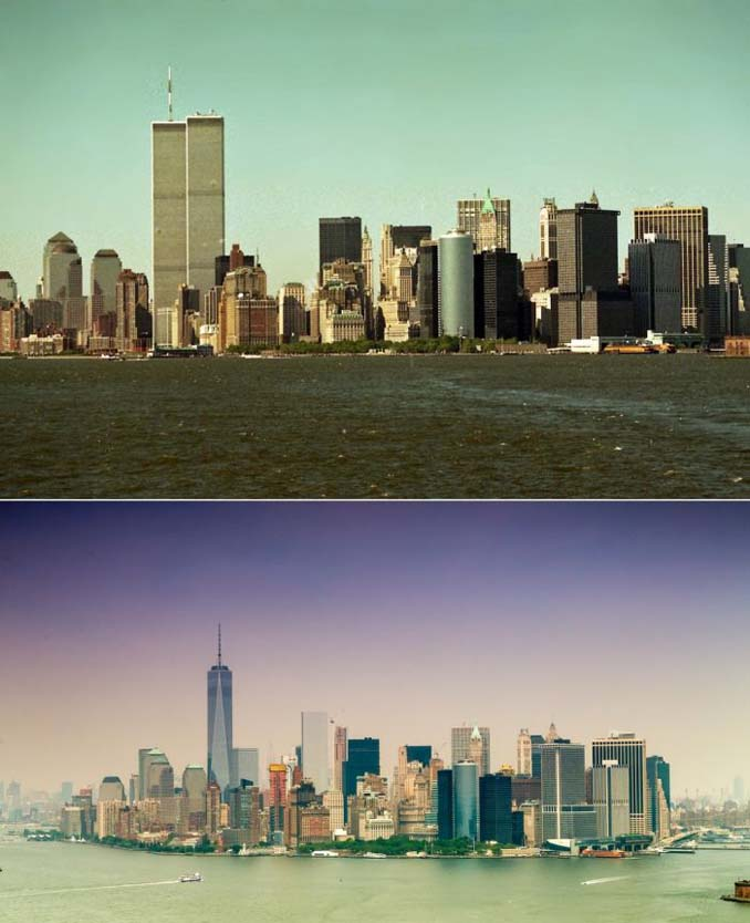 Μερικές από τις πιο γνωστές πόλεις τότε και τώρα (12)