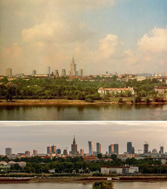 Μερικές από τις πιο γνωστές πόλεις τότε και τώρα (13)