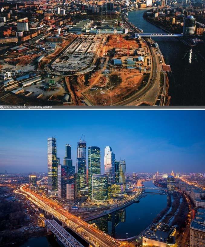 Μερικές από τις πιο γνωστές πόλεις τότε και τώρα (14)