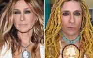 Γνωστός ηθοποιός μιμείται τις εμφανίσεις διασήμων με ξεκαρδιστικό τρόπο