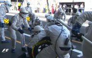 Το γρηγορότερο pit stop στην ιστορία της Formula 1