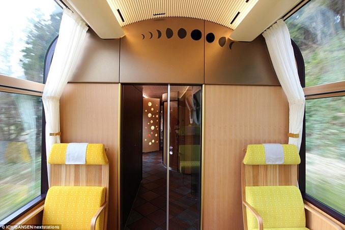 Το εκπληκτικό «γυάλινο» τρένο της Ιαπωνίας που προσφέρει μοναδική θέα (4)