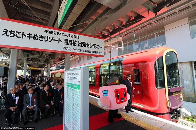 Το εκπληκτικό «γυάλινο» τρένο της Ιαπωνίας που προσφέρει μοναδική θέα (6)