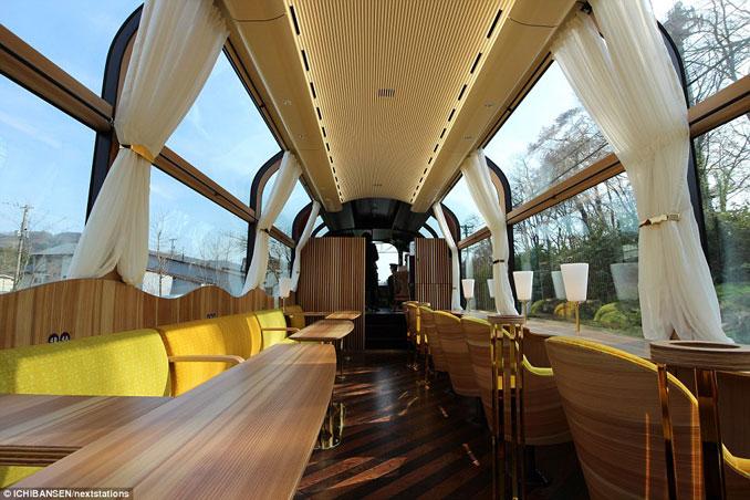 Το εκπληκτικό «γυάλινο» τρένο της Ιαπωνίας που προσφέρει μοναδική θέα (8)