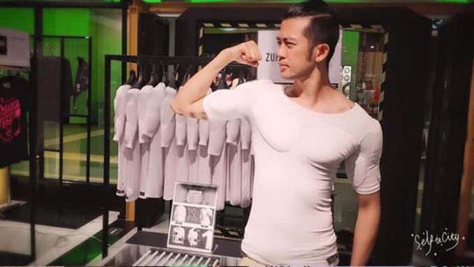 Η ιδανική μπλούζα για άνδρες που βαριούνται το γυμναστήριο (3)