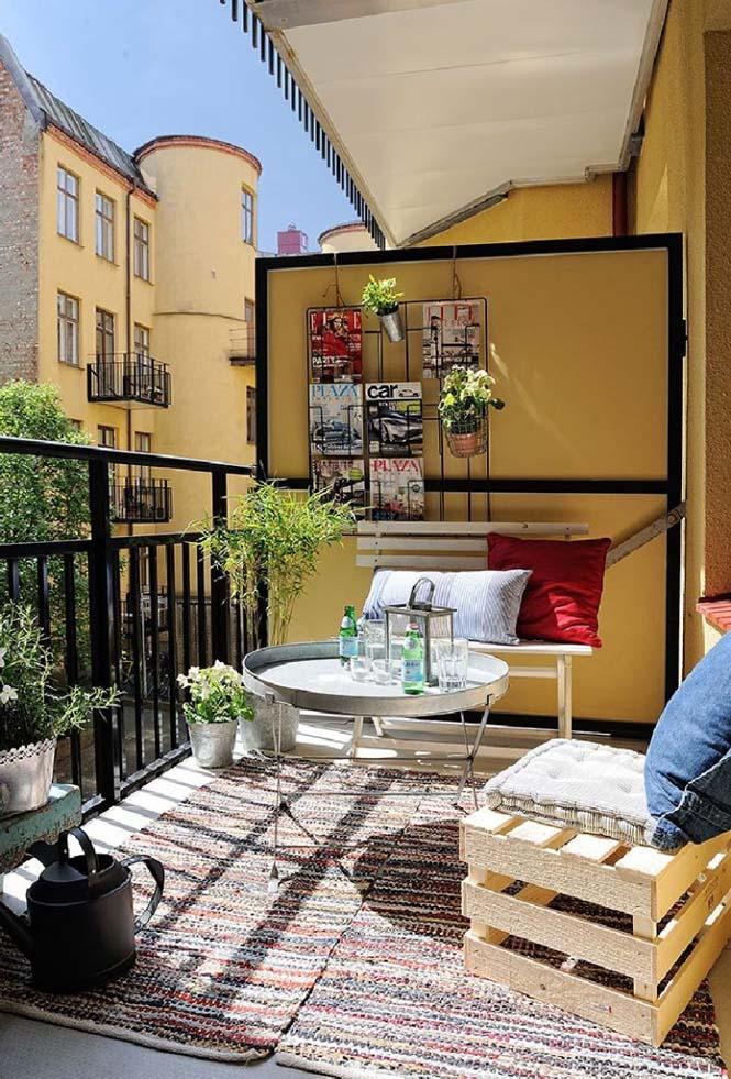 40+1 ιδέες για ένα υπέροχο μπαλκόνι (8)