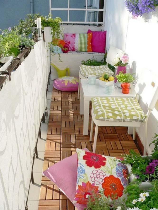 40+1 ιδέες για ένα υπέροχο μπαλκόνι (10)
