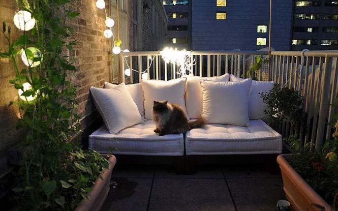 40+1 ιδέες για ένα υπέροχο μπαλκόνι (12)