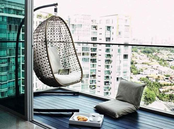 40+1 ιδέες για ένα υπέροχο μπαλκόνι (15)