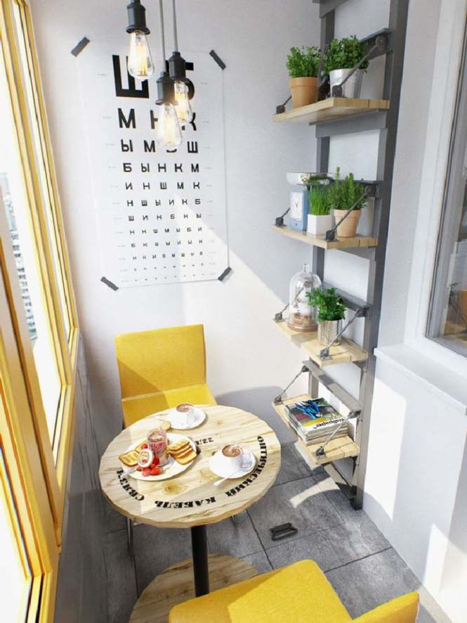 40+1 ιδέες για ένα υπέροχο μπαλκόνι (24)