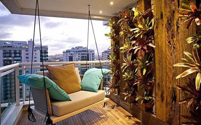 40+1 ιδέες για ένα υπέροχο μπαλκόνι (26)