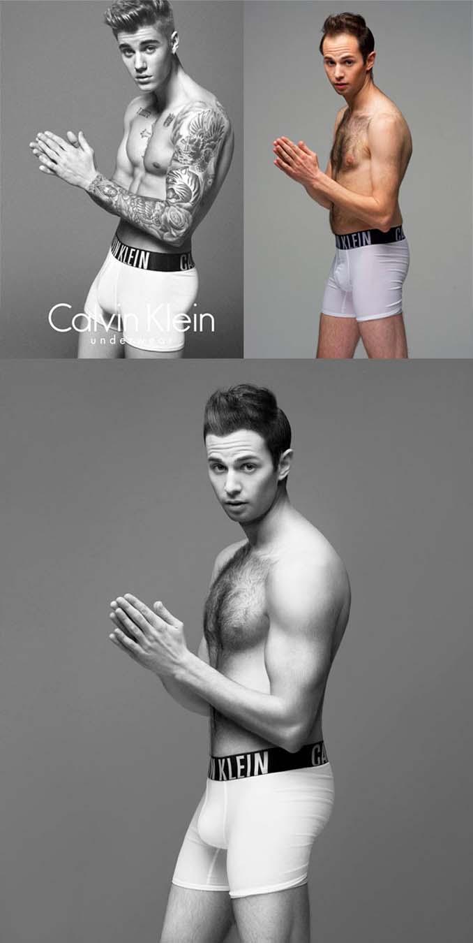 Κάνοντας Photoshop σε απλούς τύπους σα να ήταν διάσημοι (2)