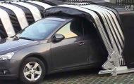 Με αυτή την θέση πάρκινγκ, τι να το κάνεις το γκαράζ...