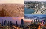 Μερικές από τις πιο γνωστές πόλεις τότε και τώρα